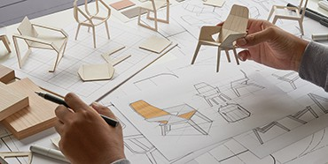Designa möbler