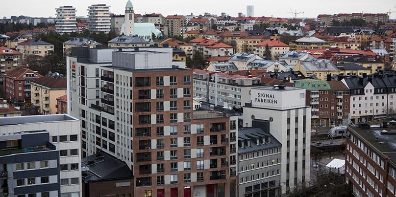 Byggföretag Sundbyberg