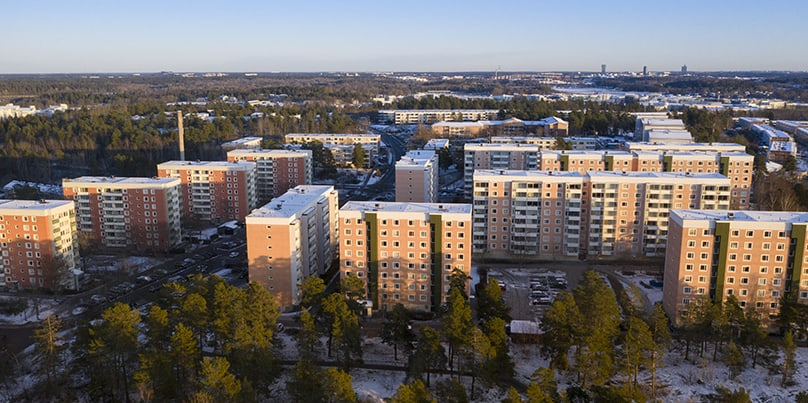 Byggföretag Järfälla