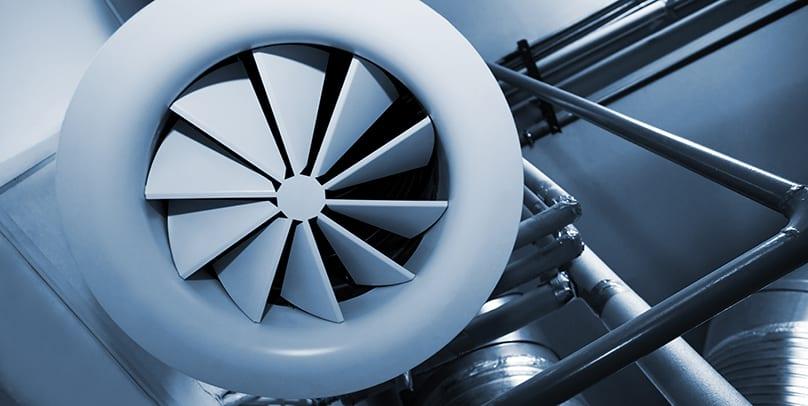 Rör och ventilation fastighet