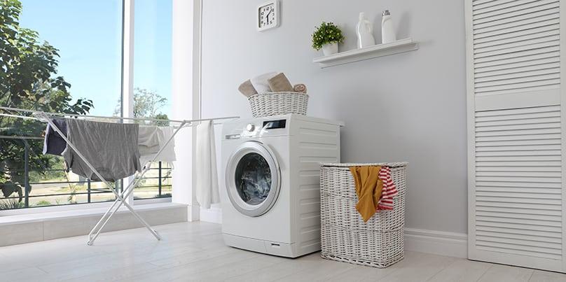 Renovera Tvättstuga
