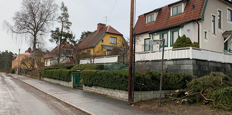 Byggfirma Enskede