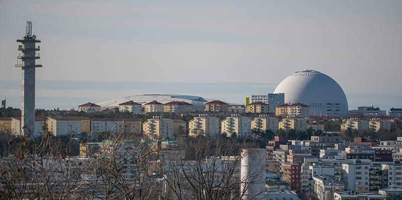 Byggfirma Johanneshov