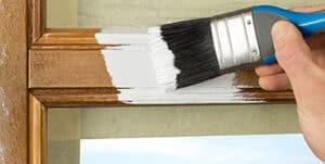 Måleri, fönstermålning